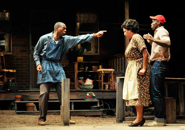thesis statement for fences by august wilson The thesis has to be based on these directions: i need a thesis statement for the play fences by august wilson major thesis statements: 1.